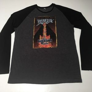 Rock of Ages Movie  Arsenal Concert Long Sleeve